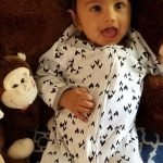 A surrogacy baby